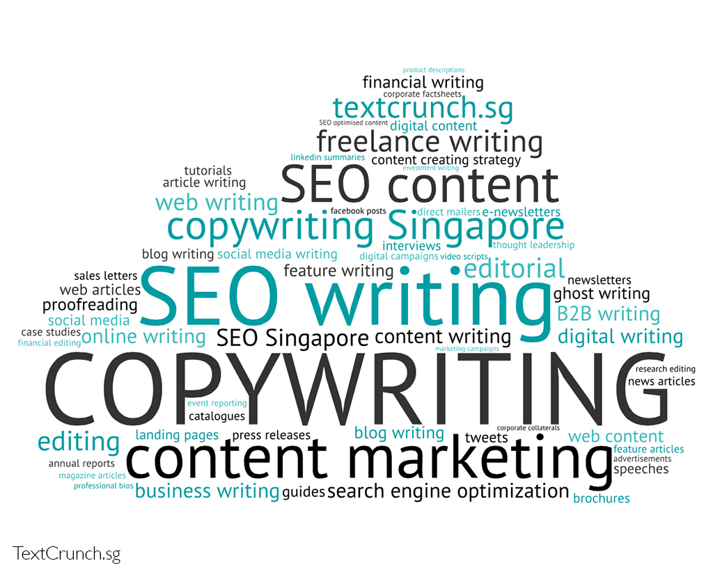 Copywriting Singapore