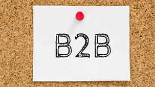 B2B business writing