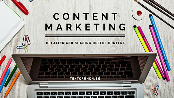 Content marketing Singapore