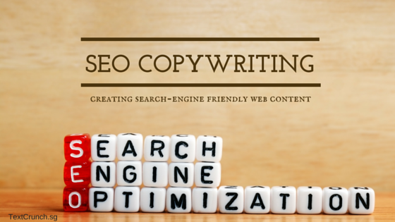 SEO copywriting Singapore